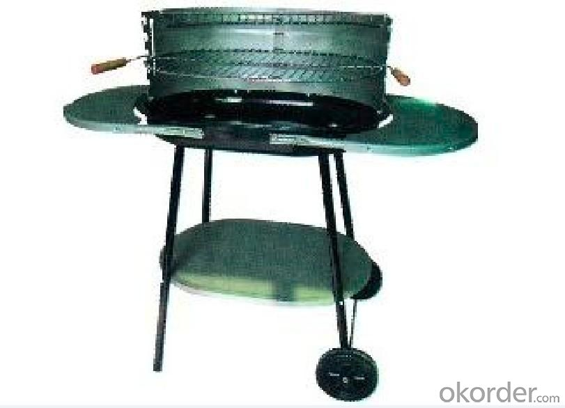 Trolley BBQ Grill--TAE23DT