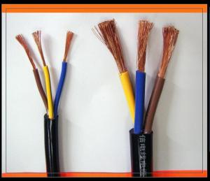 PVC Power Copper Cable (VV, VV22, VV32)