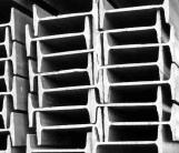 MS Galvanized Steel I Beam