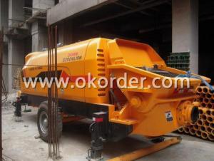 Trailer Concrete Pump HBT80.14.174RSU NEW