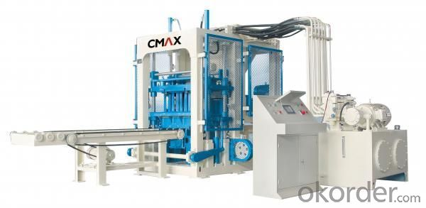 CT3-20 Concrete Block Making Machine