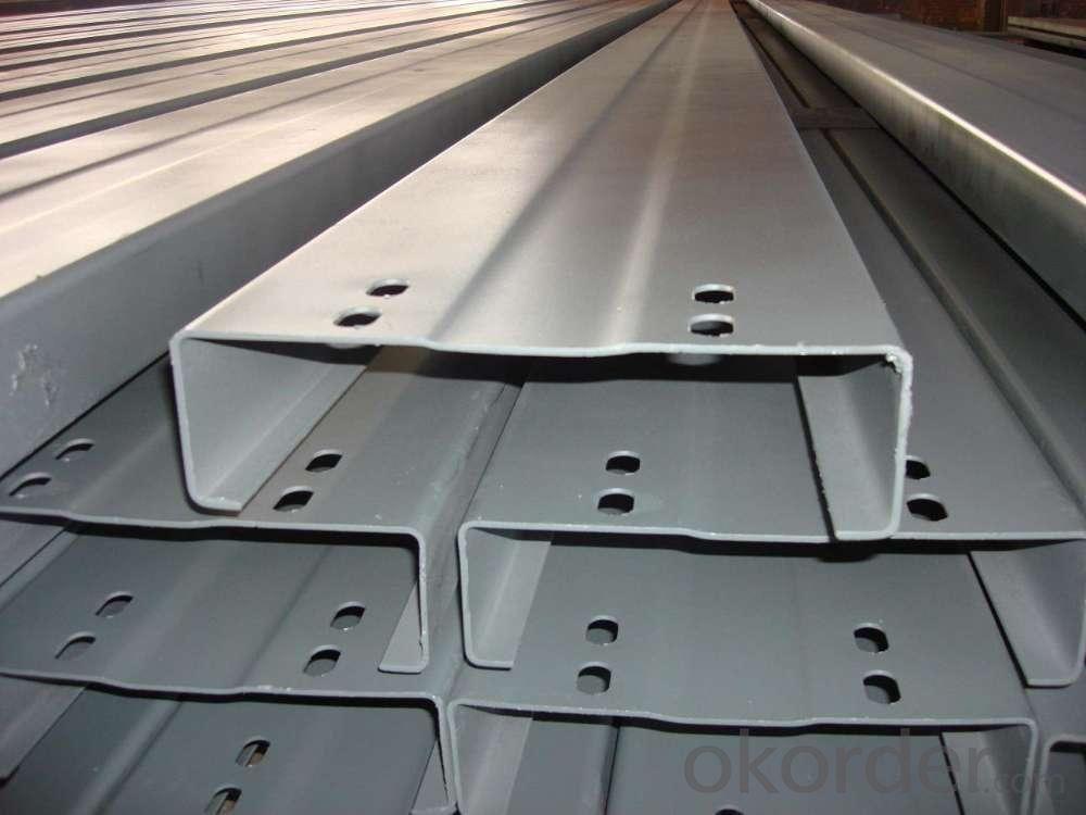 Buy Ms Steel C Channel Price Size Weight Model Width