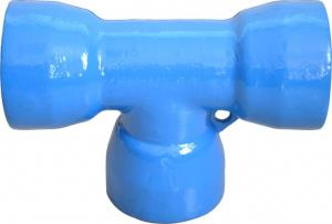 ISO2531 All Socket Tee Of Manufacturer From China