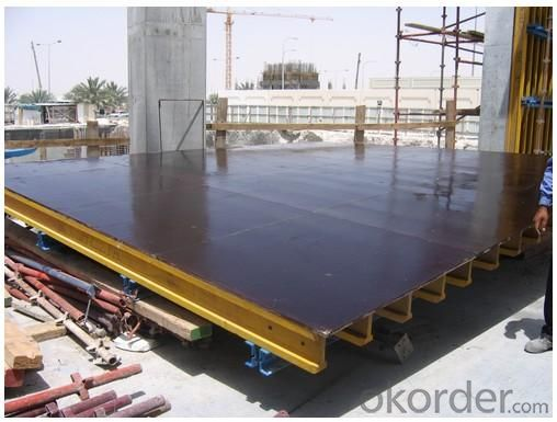 High Quality Concrete Formwork Plywood