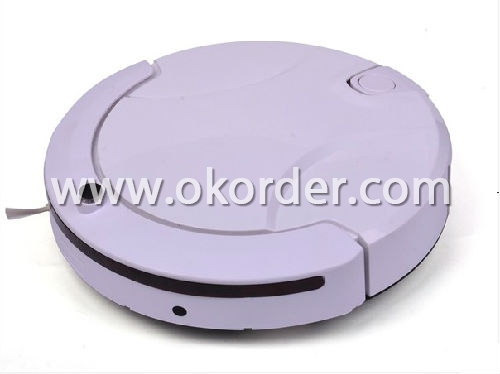 New Automatic Intelligent Robot Vacuum Cleaner