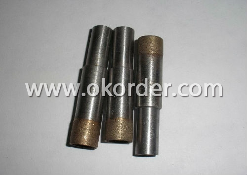 glass drilling tools