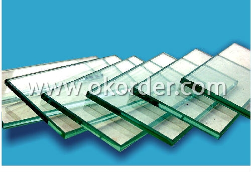clear low-e glass for curtain walls