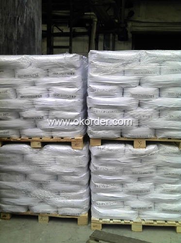 package Of caustic soda
