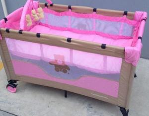 Wooden Baby Cribs H0680