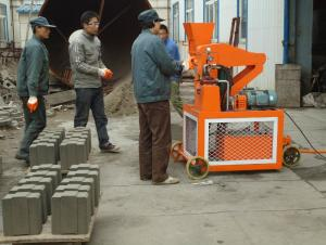Hydraulic InterLock Brick Making Machine SY1-25