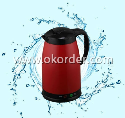 Hot Selling Stainless Steel Kettle