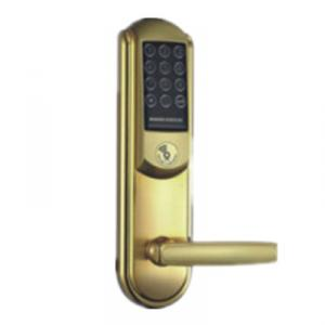 Touch Screen Password Lock