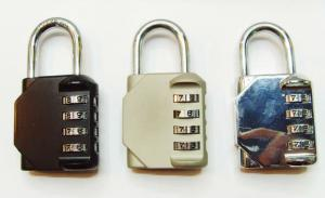 Top Security 4 Digits Resettable Gym Locker Combination PadLock