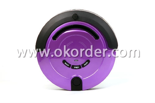 Hot Selling With Time Setting Robot Vacuum Cleaner