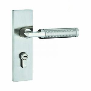 Reversible Mortise Security Lock