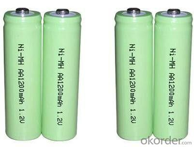 Buy Ni-MH AA 1.2v 1200mAh Battery Price,Size,Weight,Model