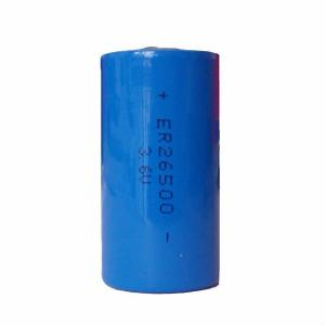 9000mAh ER26500 Primary Lithium Battery