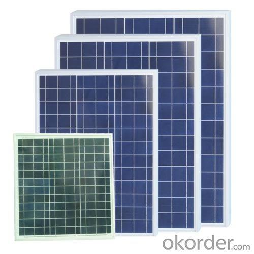 30Wp Polycrystalline Solar Panel