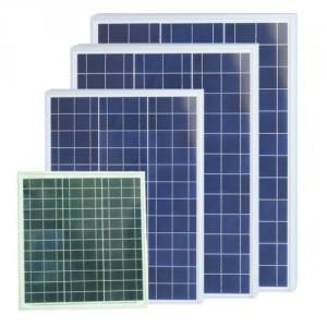 30Wp Polycrystalline Solar Panel