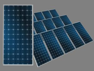 Monocrystalline Solar Module for 220w Series with Long Lifetime Hot Sale and Best Price