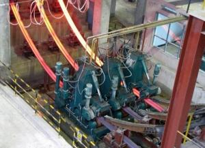 Continuous Casting Machine for Steel Billet