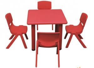 Plastic baby chair 01