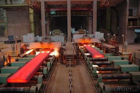 Continuous Casting Machine for Steel