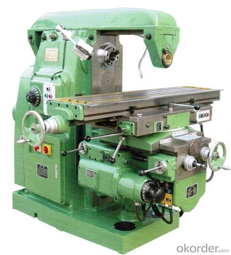 Chinese Milling Machine X6132