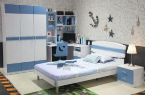 Modern Kids Bunk Bed