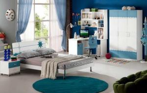 Modern Kids Bunk Bed
