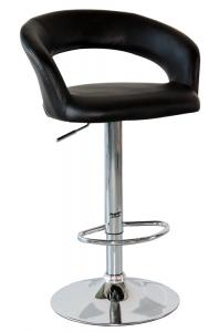 Hot Selling High Quality Comfortable Black Bar Stool