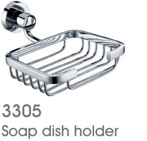 Brass Bathroom Accessories Soap Basket