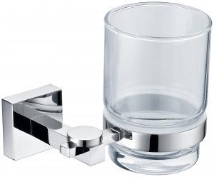 Mondern Design Bathroom Accessories Brass Tumbler Holder
