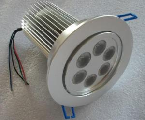 LED Downlight Adjustable RGB Low-voltage 6*3 W