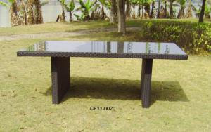 Rattan Simple Modern Outdoor Garden Furniture Table