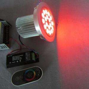 LED Downlight Adjustable RGB Low-voltage 18*1 W