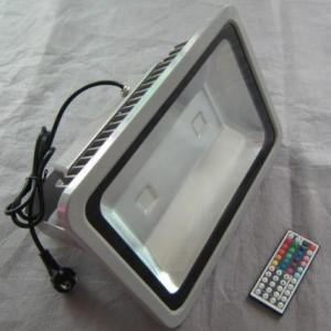LED RGB Flood Light COB IR Inner Controller High Brightness IP 65 150W