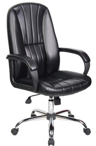 Modern style PU Office Chair/ PP with PU Armrests/Butterfly tilt/Office Furniture