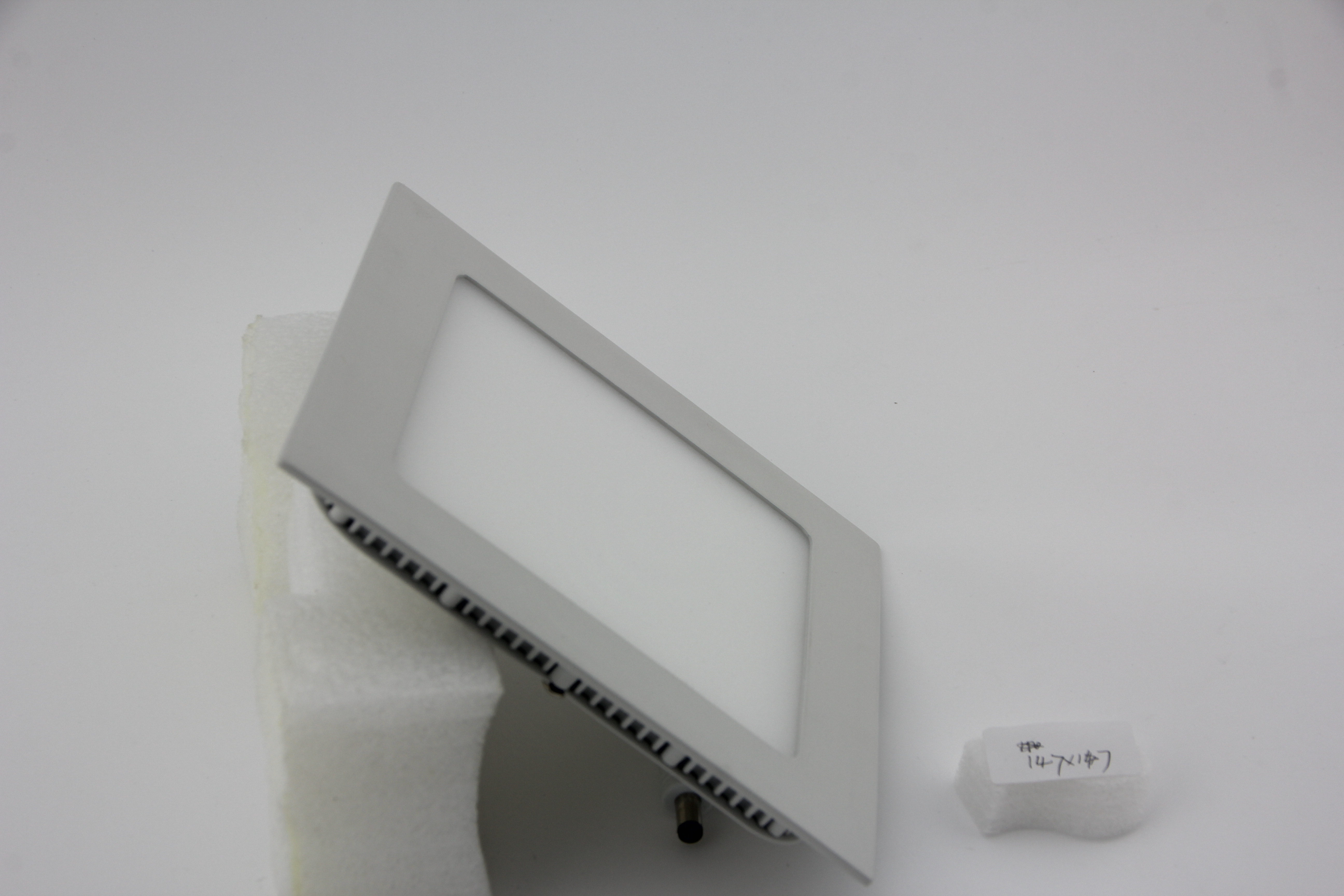 Dimmable LED Panel Light Square SMD Chip 9W