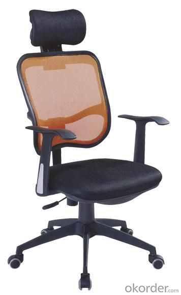 New Design Hot Selling Middle Back Mesh Chair with Headrest High Quality Office Chair