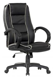Classical Hot Selling High Quality High Back PU Front PVC Back And Side Office Chair