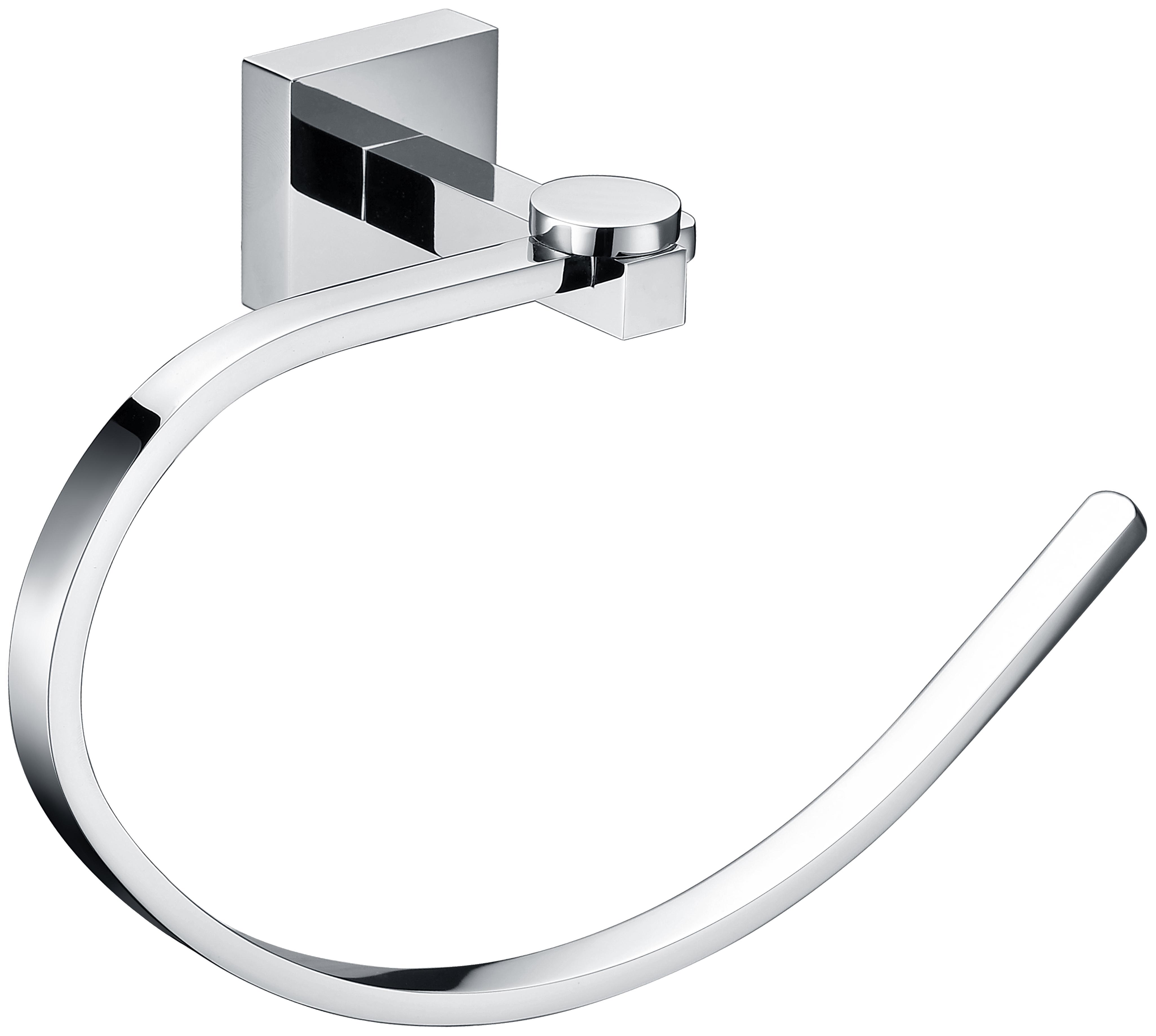 Buy Hot Item Bathroom Accessories Solid Brass Towel Ring
