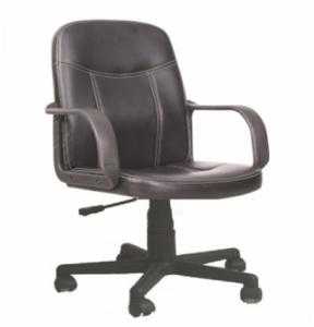 Confortable Office Chair/270mm Nylon Base/PP Armrests/Butterfly tilt/Office Furniture