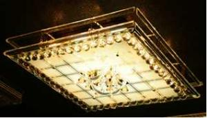 Crystal Ceiling Light Pendant Lights Classic Golden Ceiling Pendant Light 800*800