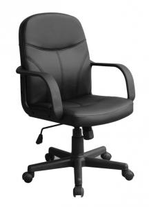 New Design Hot Selling Dark Colour Middle Back High Quality Office Chair