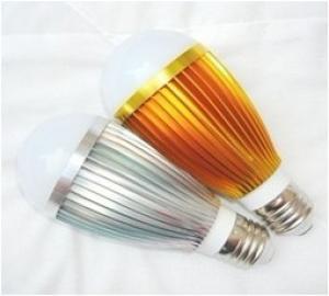 LED Bulb Wide Light Beam