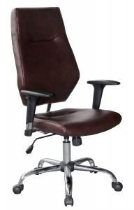 New Design Hot Selling High Back Full Black PU Front High Quality Office Chair