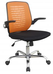 Hot Selling High Quality Popular Orange Mesh Back Office Chair