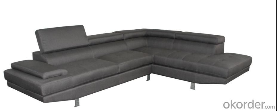Hot Selling High Quality Comfortable PVC On The Back And Side Sofa