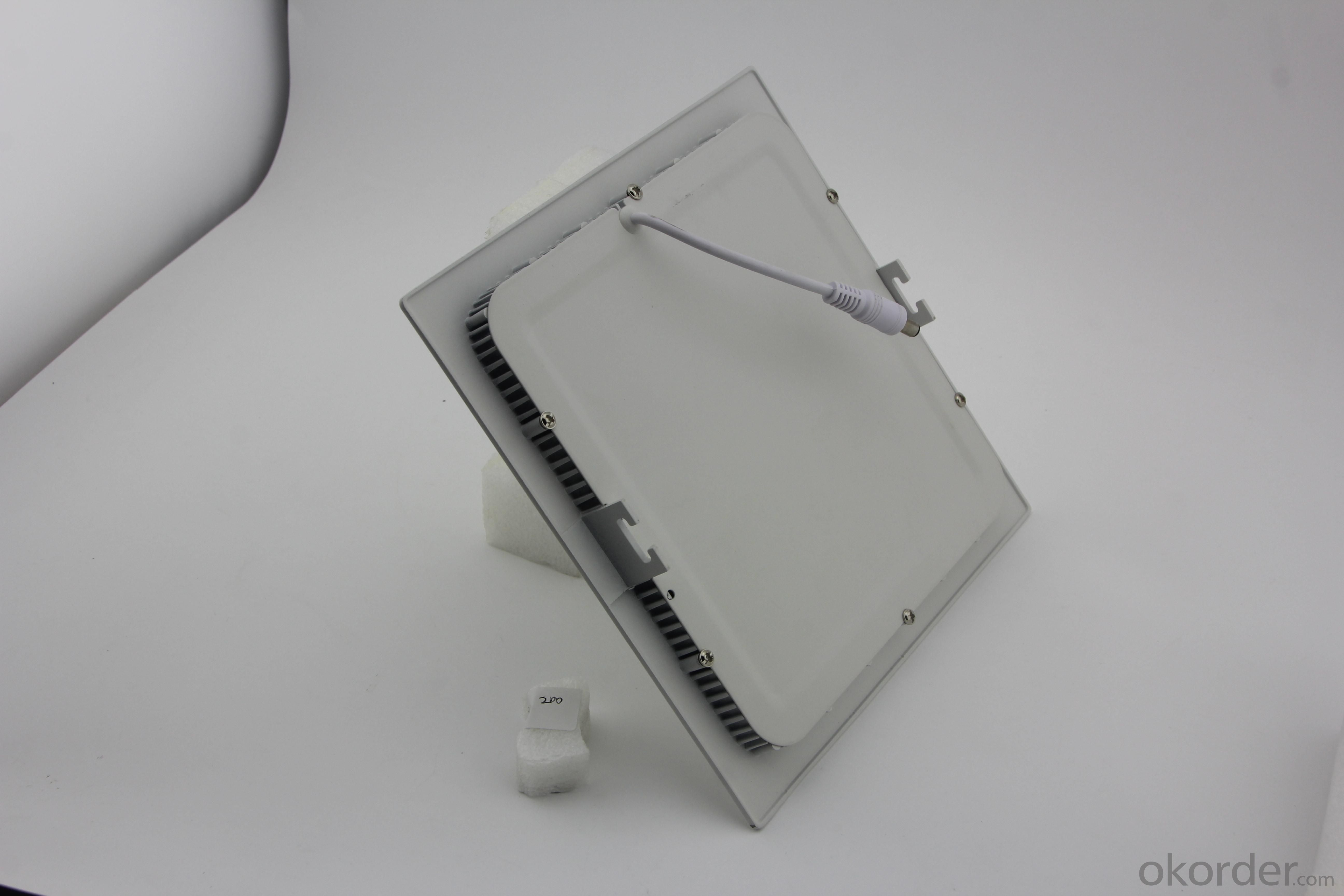 LED Panel Light  Square SMD Chip 15W
